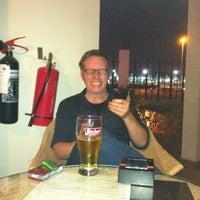 Photo taken at Bedouinn's Bistro by Nikolaos A. on 2/15/2012
