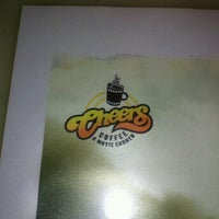 Photo taken at Cheers Cafe by W. A. P. on 8/11/2012