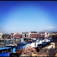 Photo taken at Porto di Catania by Mikhail B. on 6/10/2012