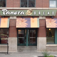 Photo taken at Panera Bread by Charlie P. on 8/18/2012