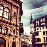 Photo taken at Riga Old Town by Katty M. on 9/5/2012