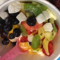 Photo taken at Yogurtland by Jenny on 7/22/2012
