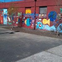 Photo taken at Fishtown Rec Center by jason on 4/6/2012
