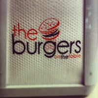 Photo taken at The Burgers On The Table by Marcel S. on 9/8/2012