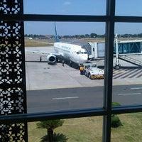 Photo taken at Adi Soemarmo International Airport (SOC) by Hendra S. on 7/28/2012