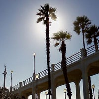 Photo taken at Oceanside Pier by Laura A. on 9/2/2012