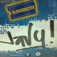 Photo taken at Blockbuster by Javier G. on 7/28/2012