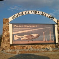 Photo taken at Mojave Air and Space Port by Craig F. on 8/18/2012