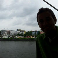 Photo taken at View Point Hamburg by Guii E. on 5/10/2012