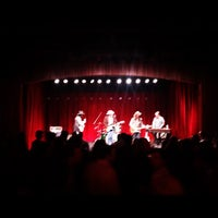 Photo taken at Live Oak Music Hall & Lounge by Cal Q. on 8/25/2012