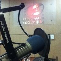 Photo taken at Televisa Radio by Iván Alejandro R. on 3/23/2012