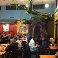Photo taken at Mellow Mushroom by Kevin S. on 2/13/2012