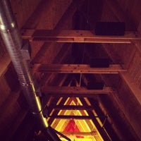 Photo taken at A-Frame by sarahhass on 8/19/2012
