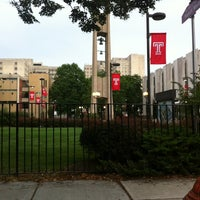 Photo taken at Temple University by DeAndre on 8/1/2012