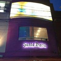 Photo taken at La Santa Diabla by Israel A. on 8/24/2012