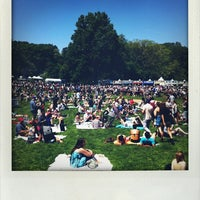 Photo taken at The Great GoogaMooga by Nicole F. on 5/22/2012