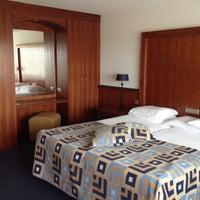 Photo taken at Van der Valk Hotel Emmen by Andi M. on 8/17/2012