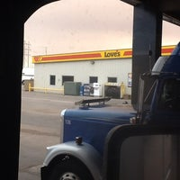 Photo taken at Love's Travel Stop by Gary J. on 6/9/2012