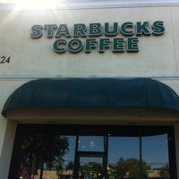 Photo taken at Starbucks by Vincent F. on 7/23/2012