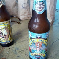 Photo taken at Coney Island Brewing Company by Vladimir D. on 7/7/2012