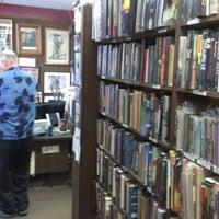 Photo taken at Sam Johnson's bookshop by Thomas G. on 7/22/2012