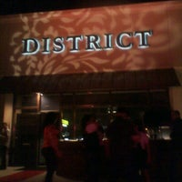 Photo taken at District Lounge by Mary T. on 3/24/2012