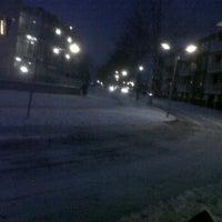Photo taken at Bushalte Station Schothorst by Alexander B. on 2/3/2012