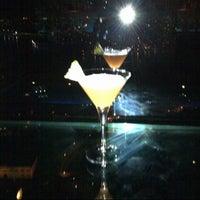 Photo taken at Blu Bar On 36 by Yodi M. on 8/8/2012