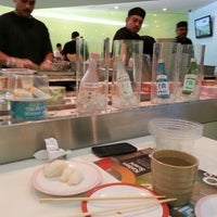 Photo taken at Sushilicious by Mike D. on 8/12/2012