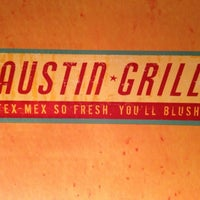 Photo taken at Austin Grill by Mike S. on 4/20/2012