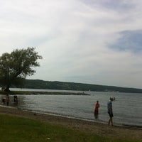 Photo taken at Warren W. Clute Memorial Park by Sarah Lynn S. on 5/26/2012