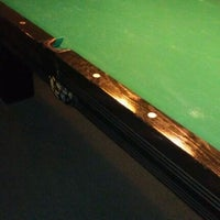 Photo taken at The Billiard Den by Kari B. on 4/27/2012