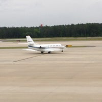 Photo taken at RDU General Aviation Terminal by Marizza F. on 5/13/2012