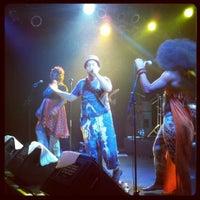 Photo taken at Vinyl Music Hall by Britt S. on 9/13/2012