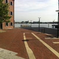 Photo taken at Frederick Douglass-Isaac Myers Maritime Park by Sharon P. on 5/17/2012