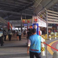 Photo taken at Bedok Interchange Hawker Centre by Trans F. on 9/6/2012