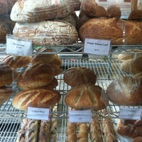 Photo taken at Silver Moon Bakery by Courtney R. on 4/1/2012