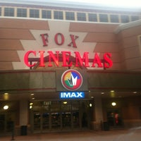 Photo taken at Regal Cinemas Fox 16 & IMAX by Rebecca C. on 7/8/2012