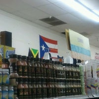 Photo taken at Red Star International Market by Amyya D. on 3/3/2012