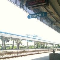 Photo taken at Tri-Rail - Boca Raton Station by Jason H. on 7/28/2012