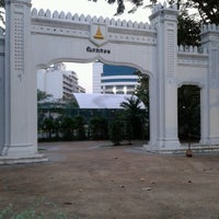 Photo taken at Chandrakasem Rajabhat University by Pennapa P. on 12/8/2012