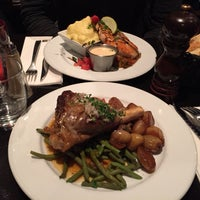 Photo taken at Le Bistrot 31 by Оксана К. on 5/2/2015