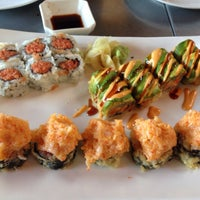 Photo taken at Wild Ginger by Zoe B. on 5/20/2014