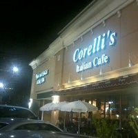 Photo taken at Corelli's Italian Cafe by Juanma C. on 11/16/2013