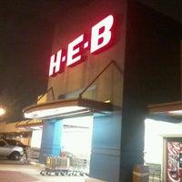 Photo taken at H-E-B by Juanma C. on 11/13/2013