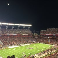 Photo taken at Williams-Brice Stadium by Liam T. on 11/16/2013