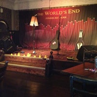 Photo taken at The World's End by Bence B. on 7/14/2013