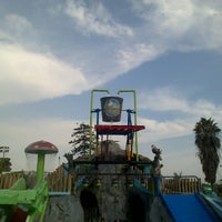 Photo taken at Aquapark by Veronica Q. on 4/18/2014