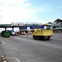 Photo taken at Gerbang Tol Cileunyi by Gerard H. on 10/16/2012