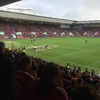 Photo taken at Ashton Gate Stadium by Steven F. on 10/1/2016
